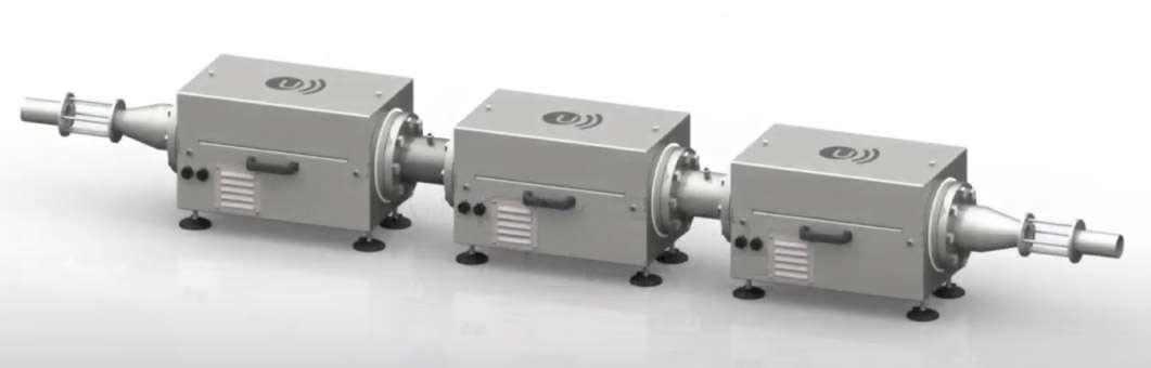 Sistema a 3 moduli UDS