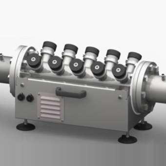 Trasduttori montati su struttura tubolare UDS